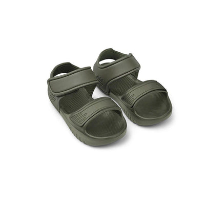 Liewood Blumer Sandals - Hunter-Sandals- Natural Baby Shower