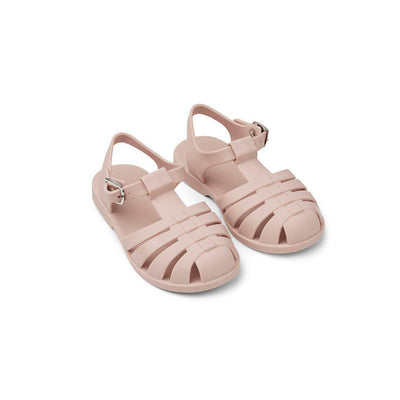 Liewood Bre Sandals - Rose-Sandals- Natural Baby Shower