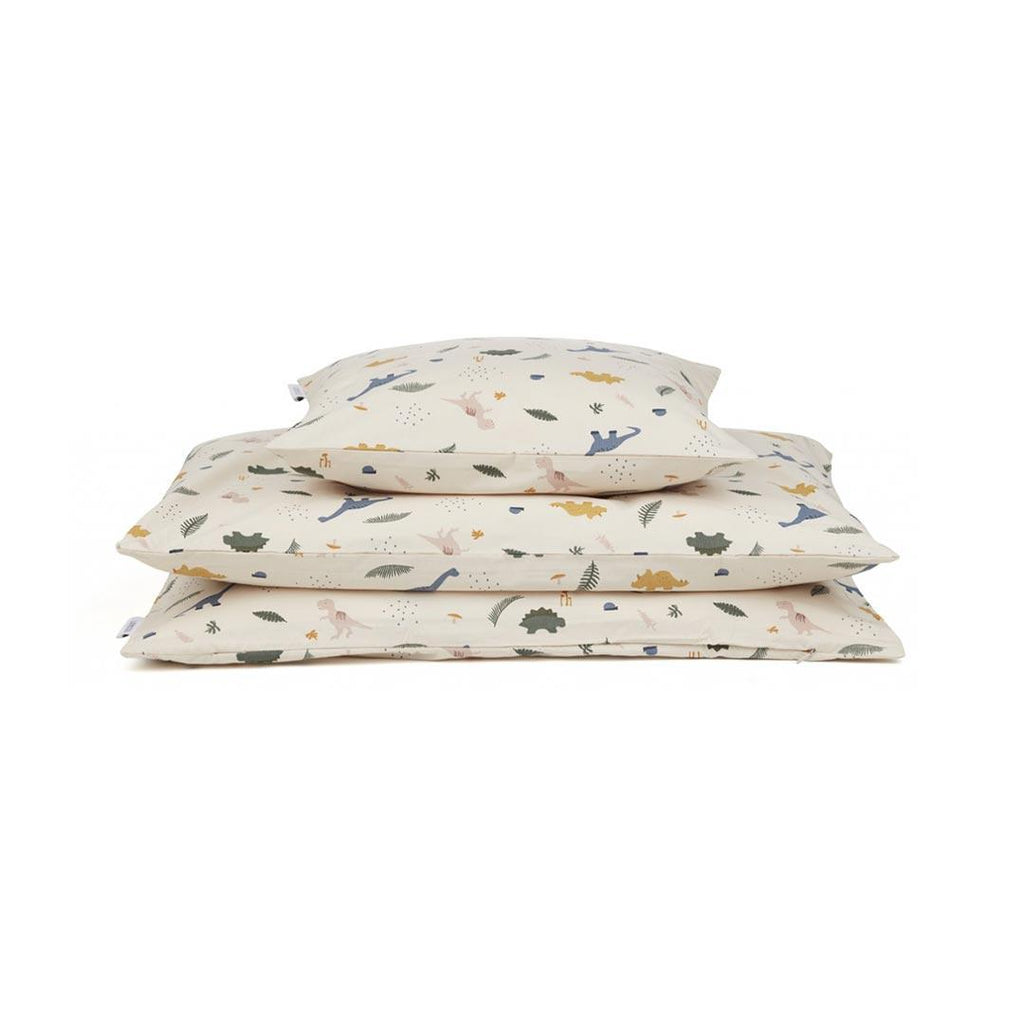 Liewood Carmen Baby Bedding - Dino Mix-Bedding Sets- Natural Baby Shower