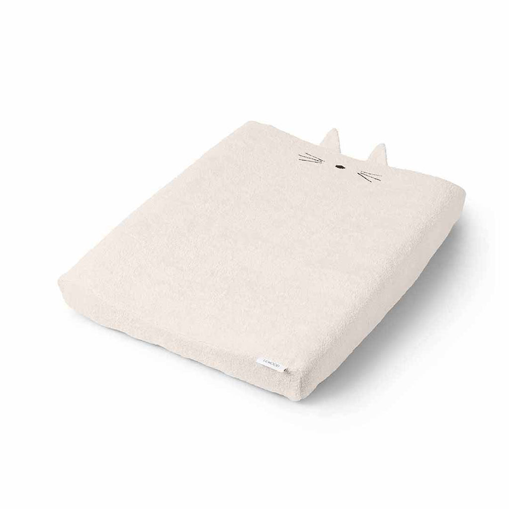 Liewood Egon Cat Changing Mat Cover-Changing Mats & Covers- Natural Baby Shower