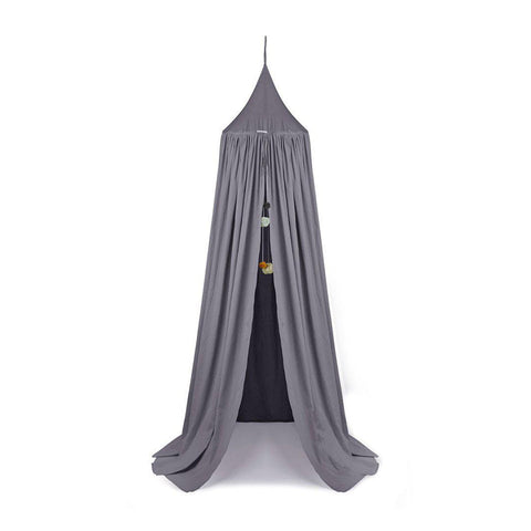 Liewood Enzo Canopy - Stone Grey-Nursery Accessories- Natural Baby Shower