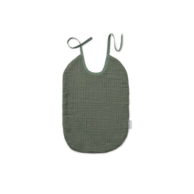 Liewood Eva Bibs - Faune Green - 2 Pack-Bibs- Natural Baby Shower