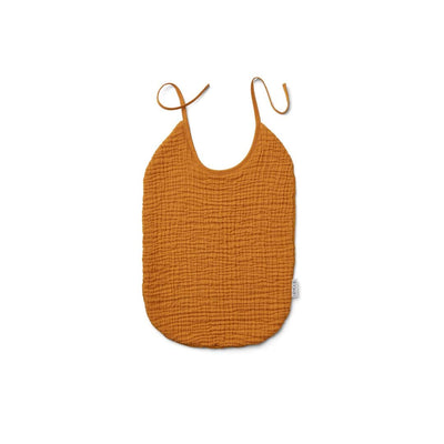 Liewood Eva Bibs - Mustard - 2 Pack-Bibs- Natural Baby Shower