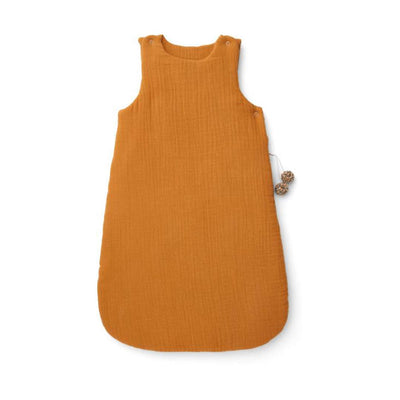 Liewood Ina Sleeping Bag - Mustard-Sleeping Bags- Natural Baby Shower