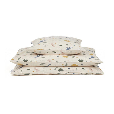 Liewood Ingeborg Junior Bedding - Dino Mix-Bedding Sets- Natural Baby Shower