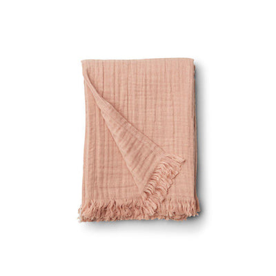 Liewood Magda Muslin Blanket - Rose-Blankets- Natural Baby Shower