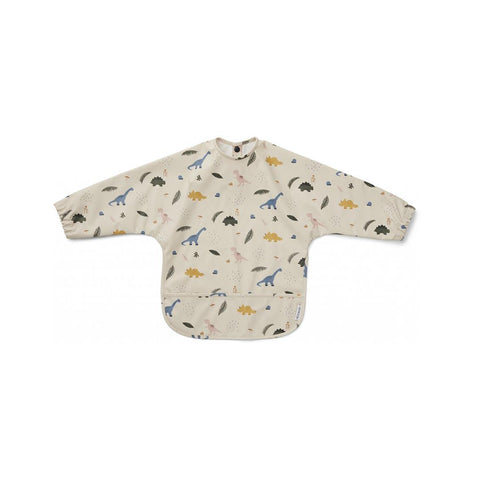 Liewood Merle Cape Bib - Dino Mix-Bibs- Natural Baby Shower