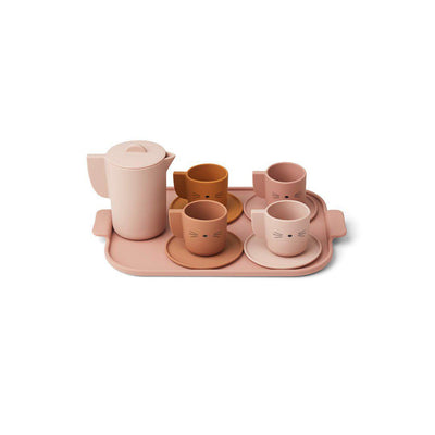 Liewood Ophelia Tea Set - Rose Multi Mix-Play Sets- Natural Baby Shower