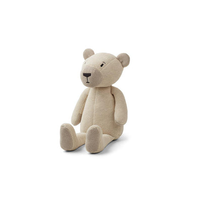 Liewood Paddy Polar Bear - Sandy-Soft Toys- Natural Baby Shower