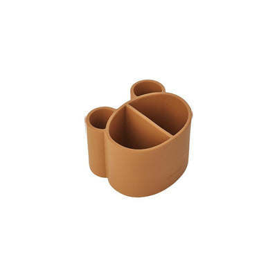 Liewood Sandra Multi Holder - Mustard-Nursery Accessories- Natural Baby Shower