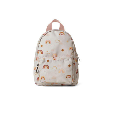 Liewood Saxo Mini Backpack - Rainbow Love Sandy-Children's Bags- Natural Baby Shower