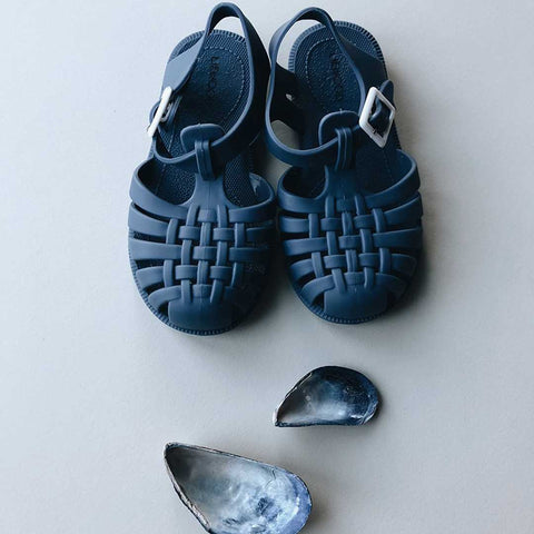 Liewood Sindy Sandals - Blue Wave-Sandals- Natural Baby Shower