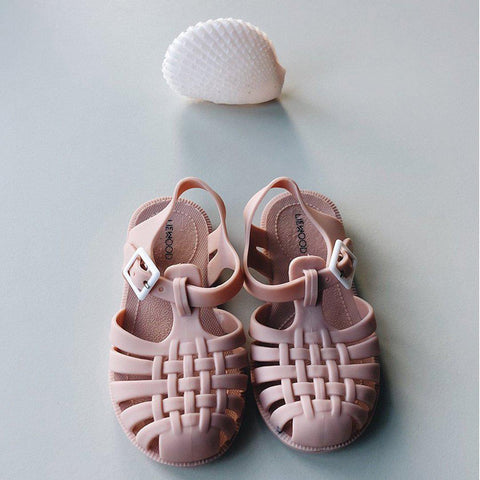Liewood Sindy Sandals - Rose-Sandals- Natural Baby Shower