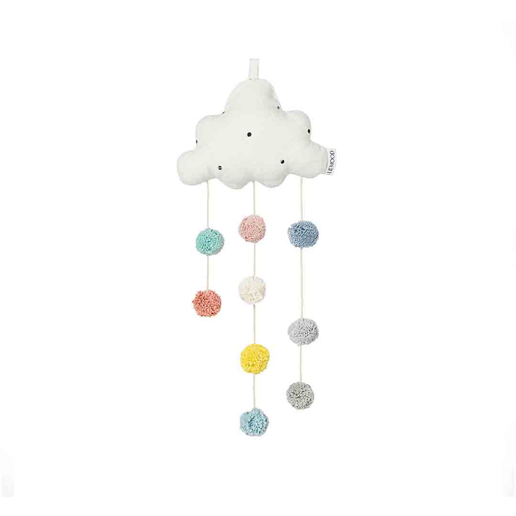 Liewood Small Clara Cloud Mobile - Creme de la Creme