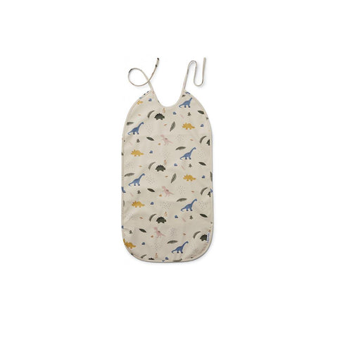 Liewood Tom Bib - Dino Mix-Bibs- Natural Baby Shower
