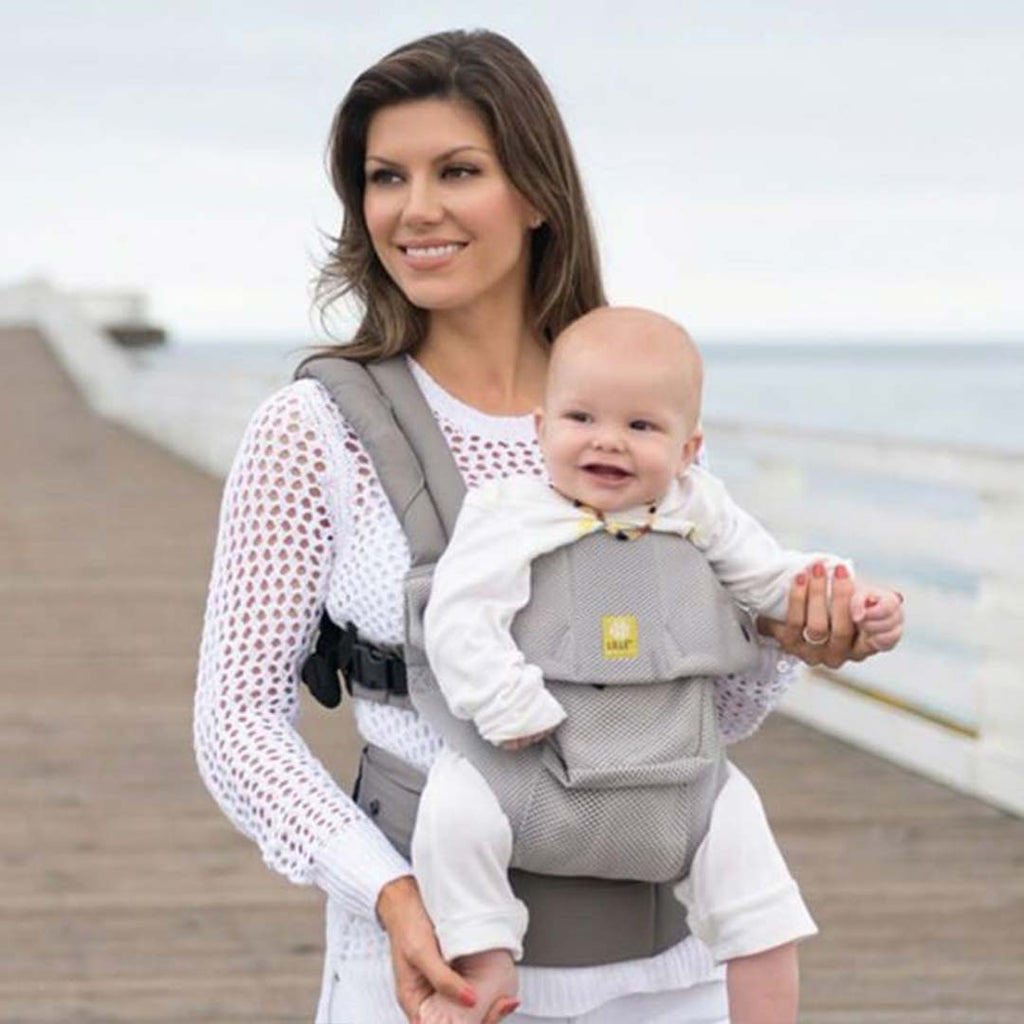 Lillebaby Airflow 6-in-1 Baby Carrier - Mist 1