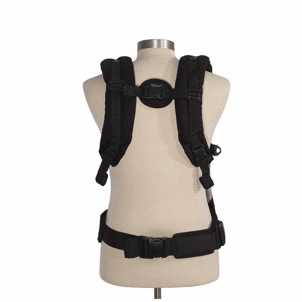 Lillebaby Embossed 6-in-1 Baby Carrier - Luxe Diamond 2