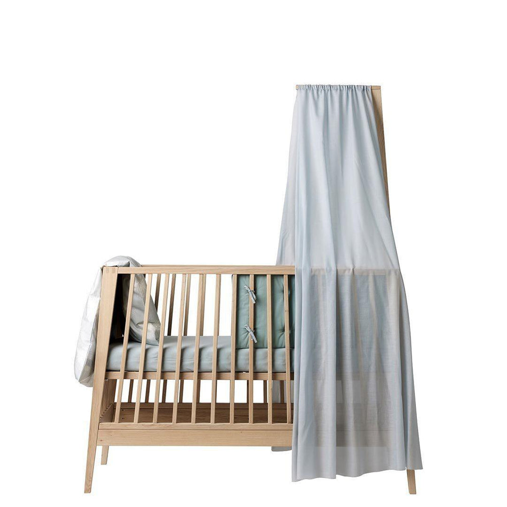 Linea by Leander Canopy - Misty Blue Lifestyle