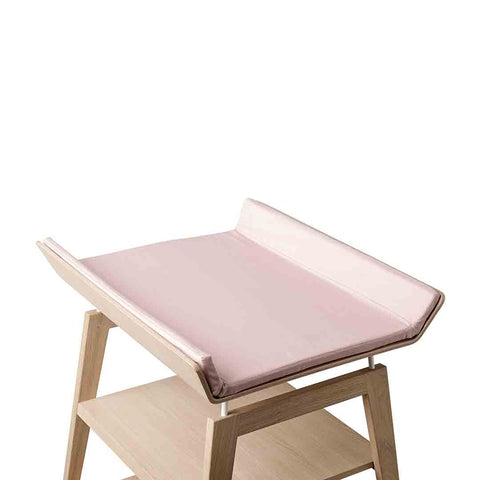 Linea by Leander Changing Mat Cover - Soft Pink
