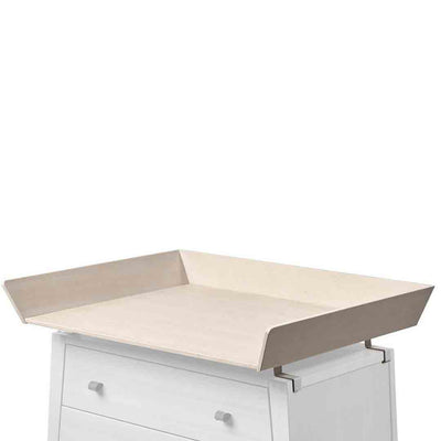 Linea by Leander Changing Unit - Beech - Ex-Display-Changing Tables- Natural Baby Shower