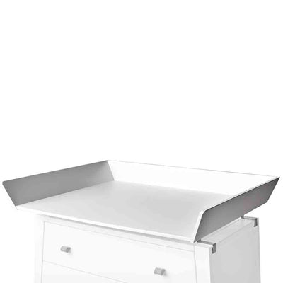 Linea by Leander Changing Unit - White-Changing Tables- Natural Baby Shower