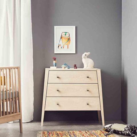 Linea by Leander Dresser - Solid Oak Lifestyle
