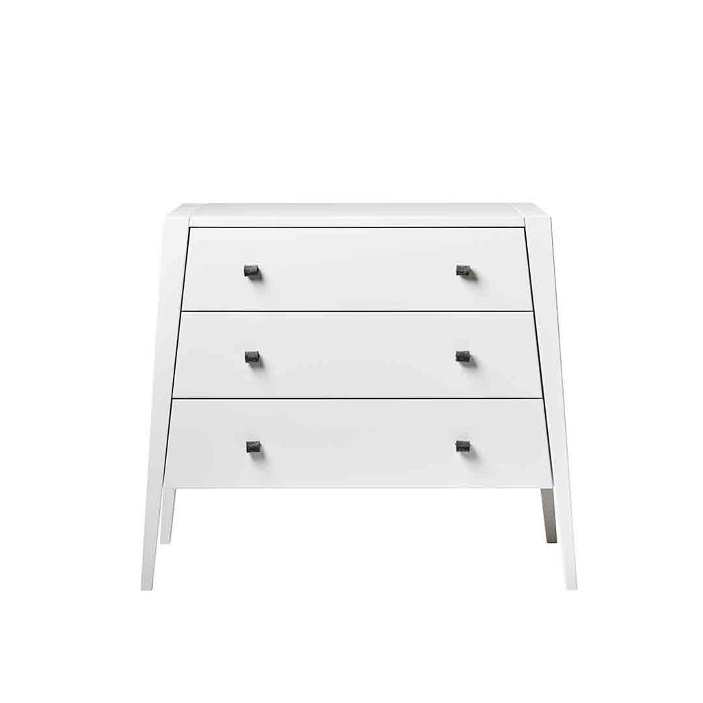 Linea by Leander Dresser - White-Dressers & Chests- Natural Baby Shower