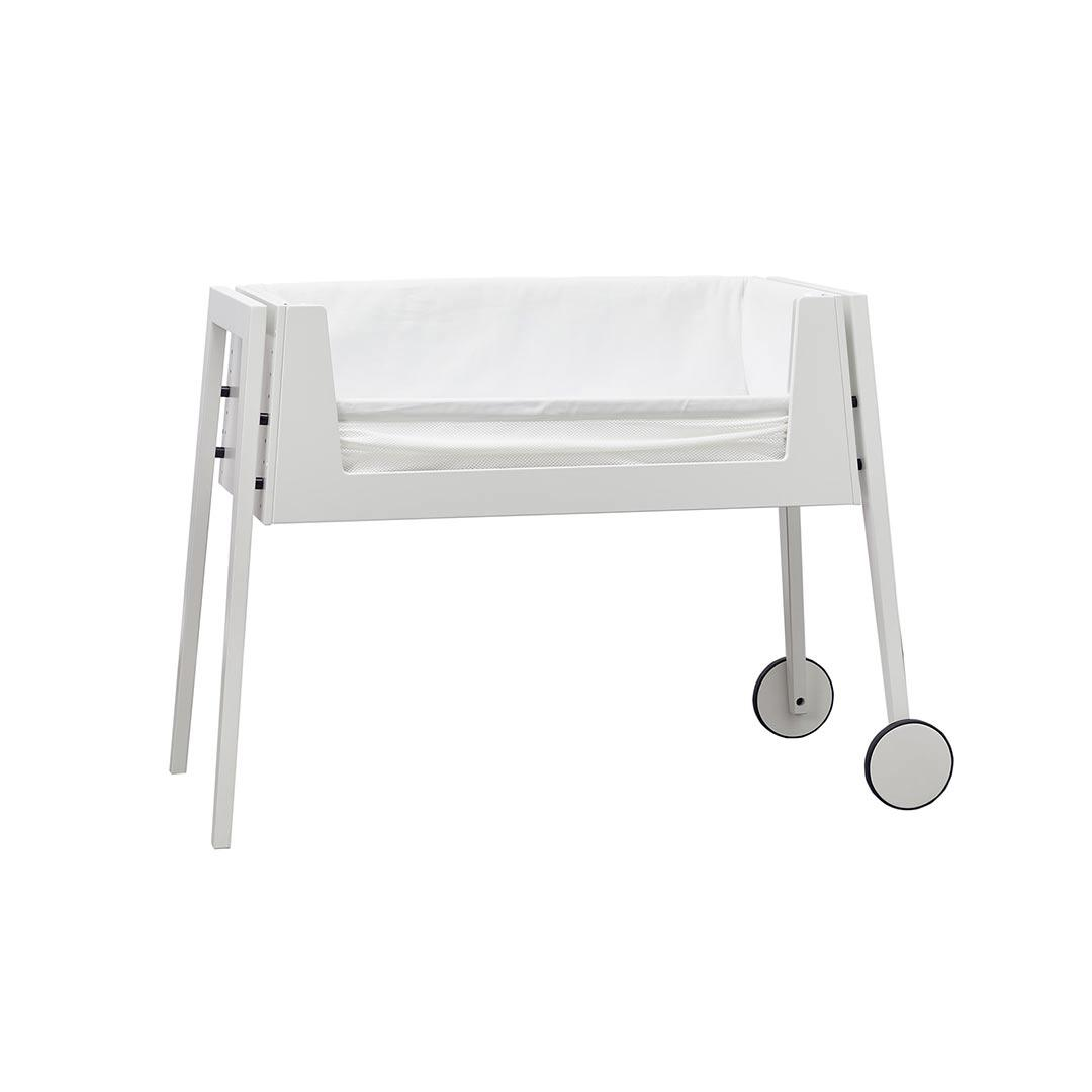 Incredible Linea By Leander Side By Side Bed Mattress White Machost Co Dining Chair Design Ideas Machostcouk