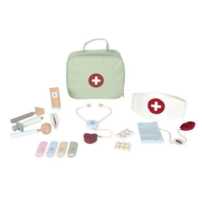 Little Dutch Doctor's Bag Playset-Play Sets- Natural Baby Shower