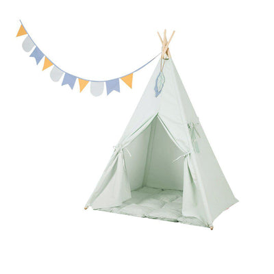 Little Dutch Tipi - Mint-Play Sets- Natural Baby Shower