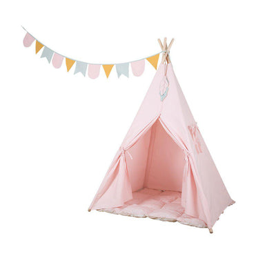 Little Dutch Tipi - Pink-Play Sets- Natural Baby Shower