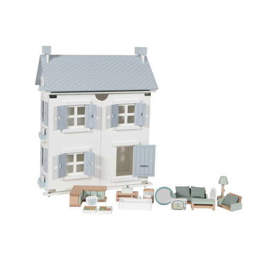 Little Dutch Wooden Doll's House-Play Sets- Natural Baby Shower