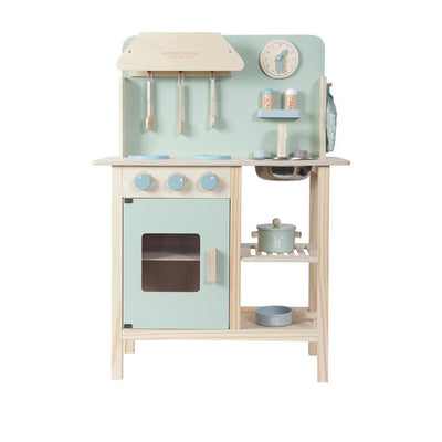 Little Dutch Wooden Play Kitchen - Mint-Play Sets- Natural Baby Shower