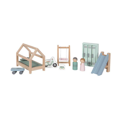 Little Dutch Wooden Play Set - Children's Room - Adventure Pink-Play Sets- Natural Baby Shower
