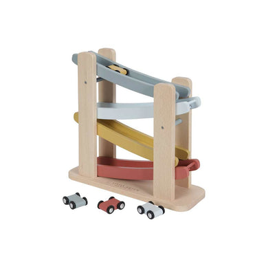 Little Dutch Wooden Race Track-Play Sets- Natural Baby Shower