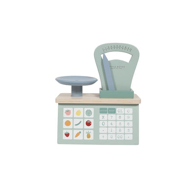 Little Dutch Wooden Weighing Scales-Play Sets- Natural Baby Shower