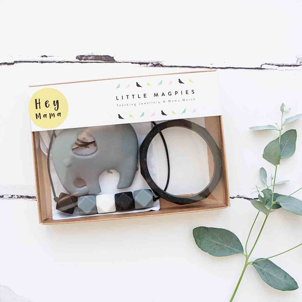 Little Magpies Gift Set -Monochrome