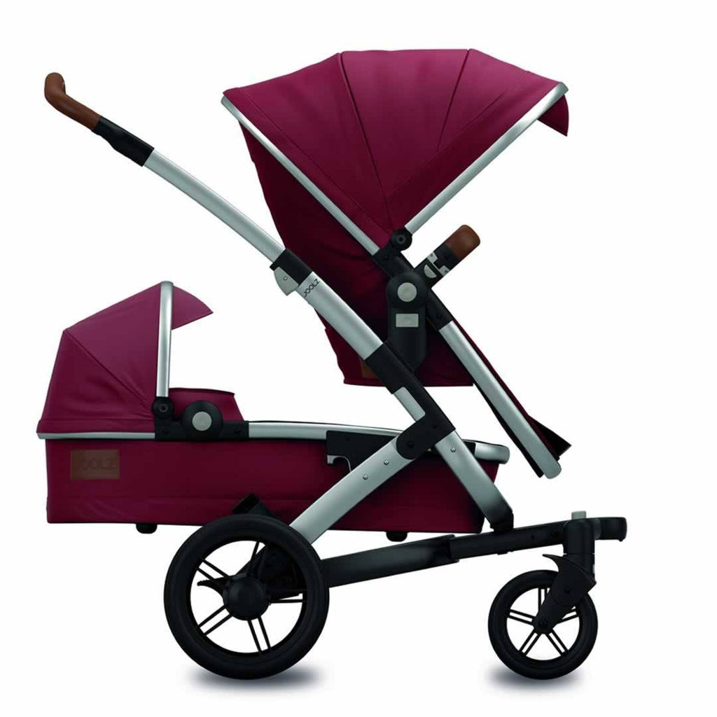 Joolz Geo Duo Stroller Earth Lobster Red