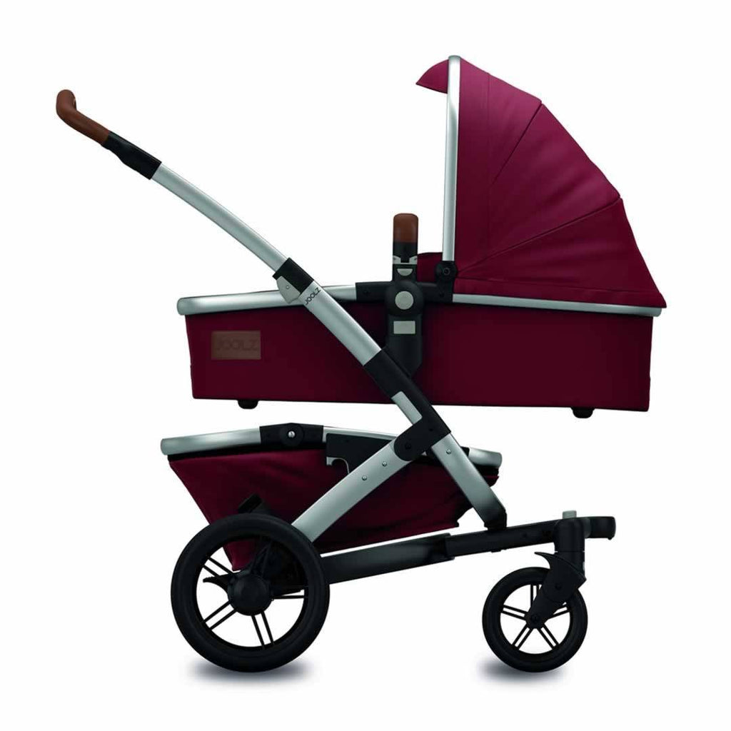 Joolz Geo Twin Stroller Earth Lobster Red