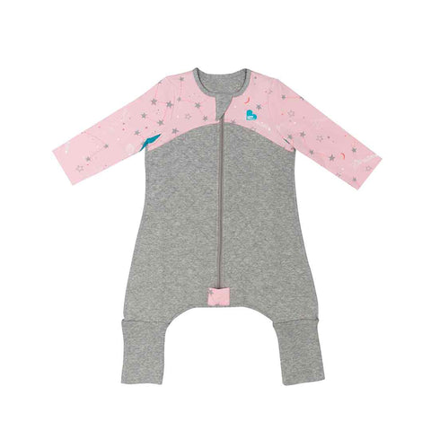 Love to Dream Sleep Suit - 2.5 TOG - Pink-Sleepsuits- Natural Baby Shower