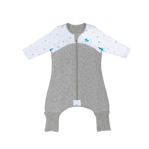 Love to Dream Sleep Suit - 2.5 TOG - White-Sleepsuits- Natural Baby Shower