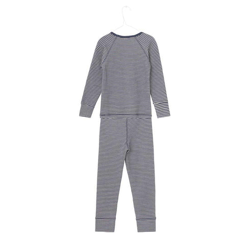 MINI A TURE Bela Playwear - Blue Nights-Pyjamas- Natural Baby Shower