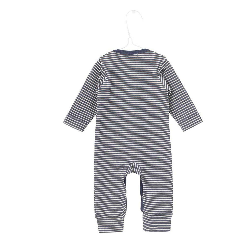 MINI A TURE Joa Jumpsuit - Blue Nights-Sleepsuits- Natural Baby Shower