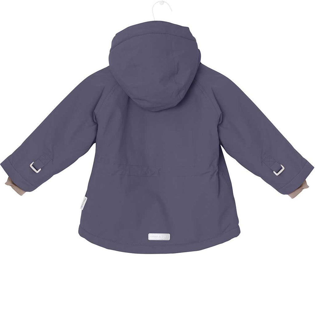 a93da683 ... MINI A TURE Wally Jacket - Blue Nights-Coats & Snowsuits- Natural Baby  Shower