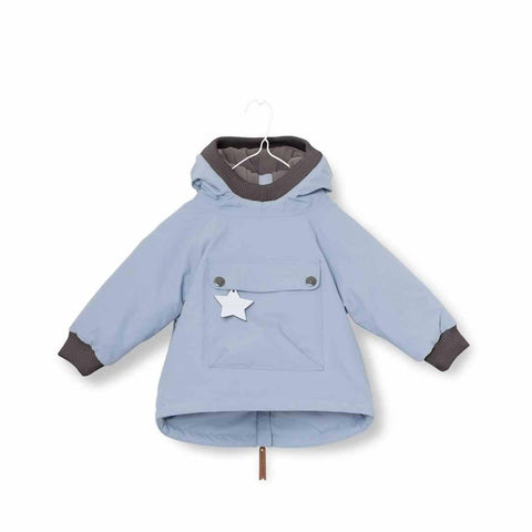 MINI A TURE - Baby Wen Jacket Ashley Blue