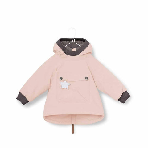 MINI A TURE - Baby Wen Jacket - Rose Smoke - Coats & Snowsuits - Natural Baby Shower