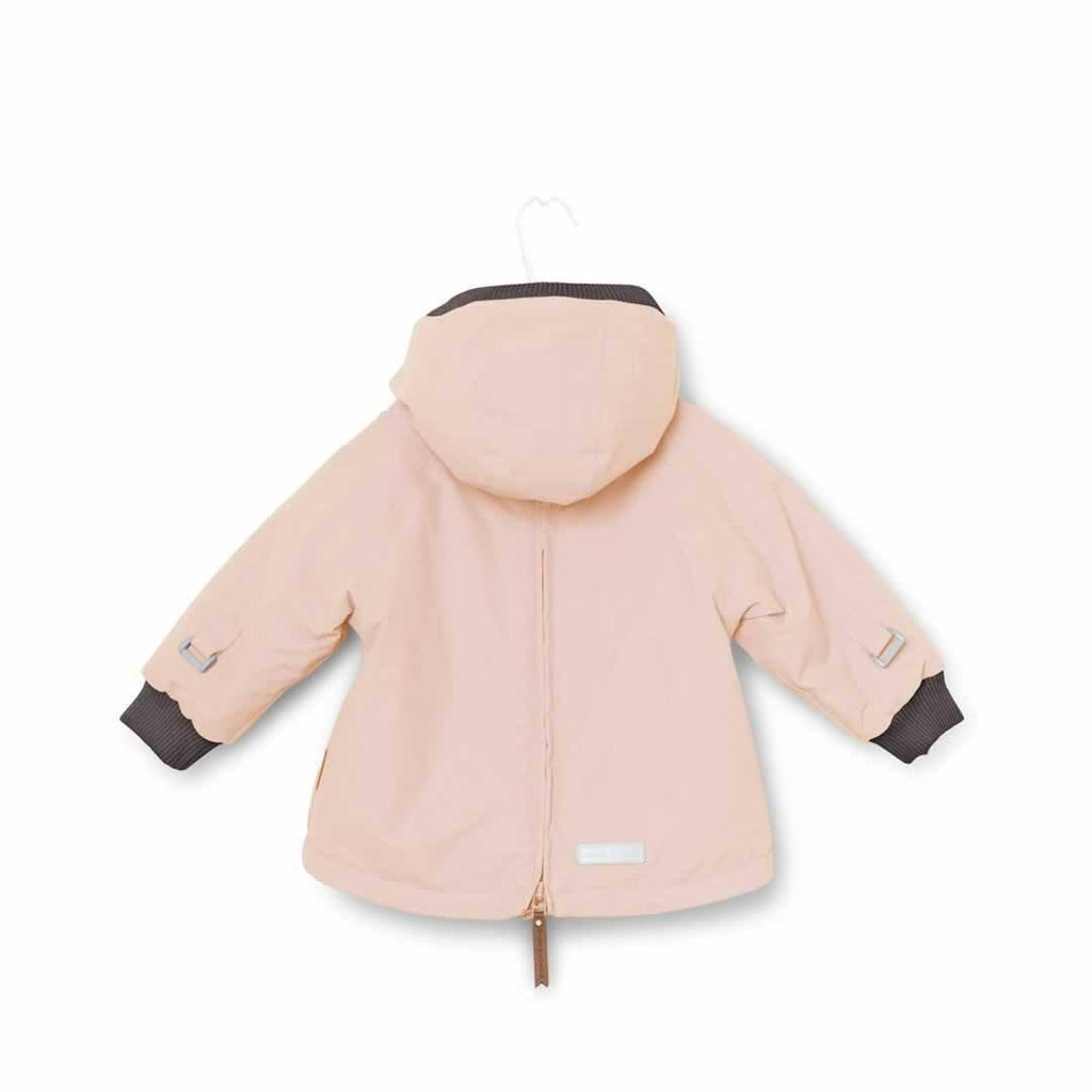 MINI A TURE Baby Wen Jacket - Rose Smoke