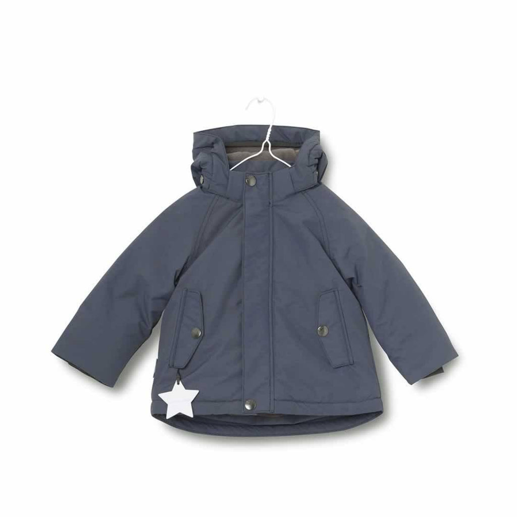 MINI A TURE - Wally Jacket Ombre Blue
