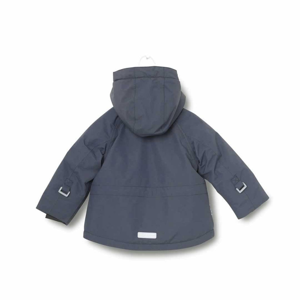 MINI A TURE Wally Jacket - Ombre Blue-Coats & Snowsuits- Natural Baby Shower