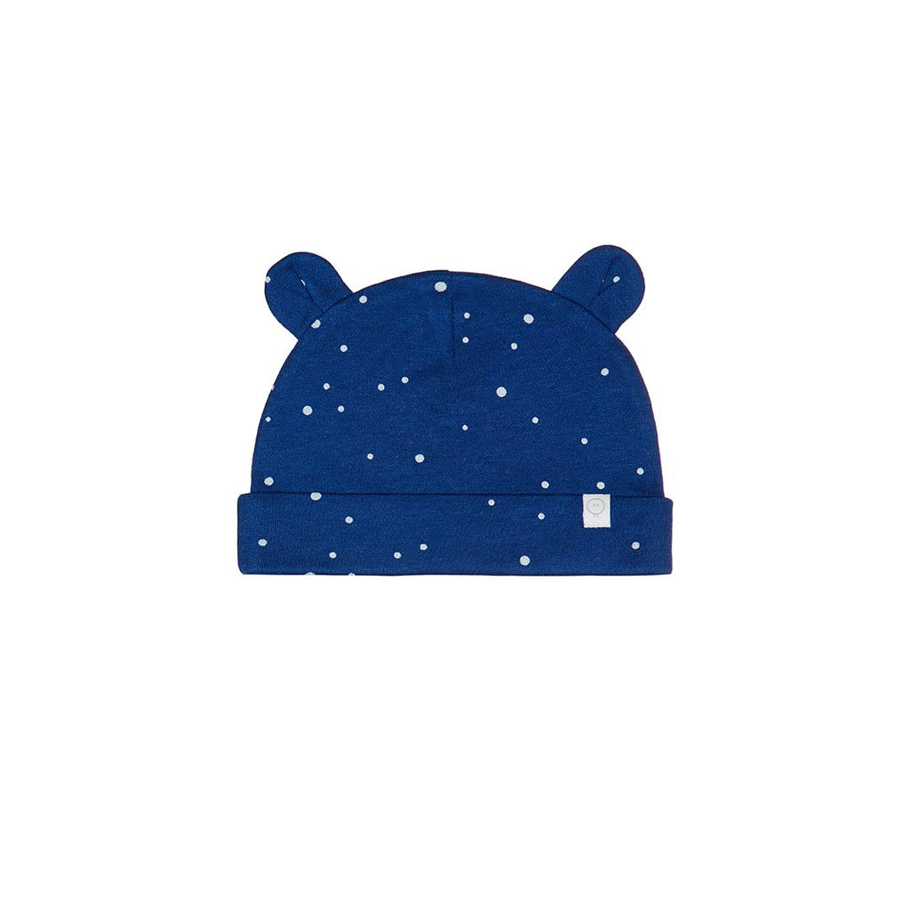MORI Baby Bear Hat - Night Sky-Hats- Natural Baby Shower